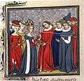 Louis II le Bègue recevant les Regalia.jpg