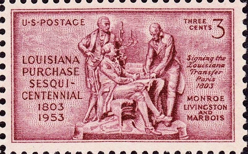 Louisiana Purchase 1953 Issue-3c.jpg