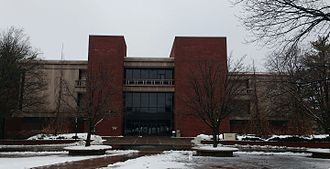 Lovejoy Library - Image: Lovejoy Library 2