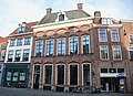 Lovely old architecture at this market square Zutphen. The small building right is the Tourist Information VVV - panoramio.jpg