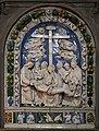 Luca della robbia il giovane, deposizione dalla croce e compianto, 1515 ca. 01.jpg