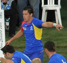 Lucian Sirbu 2011 against England.jpg