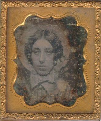 Lucretia Peabody Hale - Image: Lucretia Peabody Hale ca 1850s Smith College
