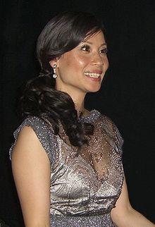 Lucy Liu em 2007