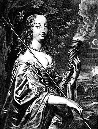 Jeremias Falck - Image: Ludwika Maria Gonzaga allegory