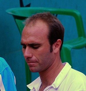 Luis Horna Peruvian tennis player
