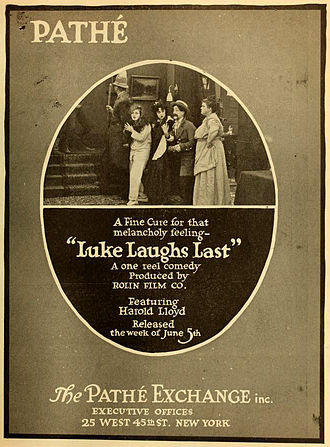 Luke Laughs Last - Image: Luke Laughs Last