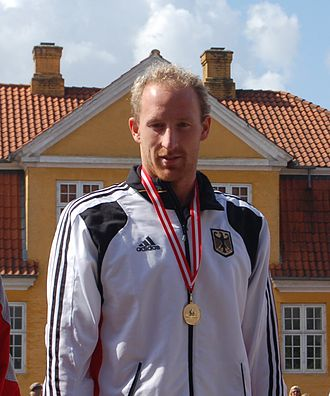 2011 World Aquatics Championships - Lurz was the most decorated open water swimmer with three medals.