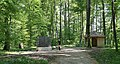 Luxembourg - Olm, cimetière forestier 02.jpg