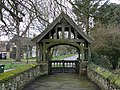 Lych Gate Leighton Bromswold - geograph.org.uk - 1193893.jpg