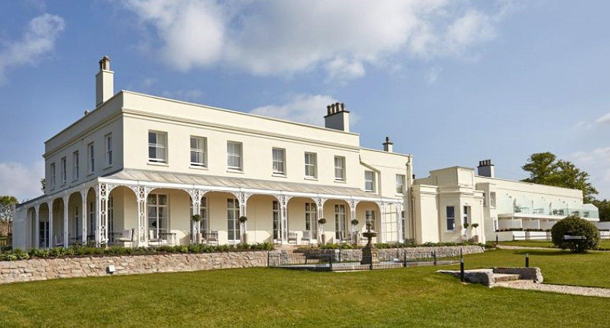 lympstone manor  exmouth