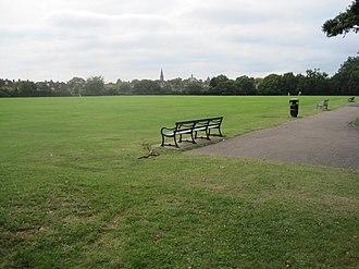 Lyttelton Playing Fields - Image: Lyttelton Playing Fields 2