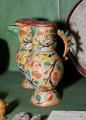Mönstrade färgglada kannor från 1800-talets första hälft - Skoklosters slott - 95008.tif