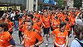 Münchner Stadtlauf 2009 Start 10 km-Lauf.jpg