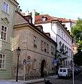 Měšťanský dům (Malá Strana), Praha 1, Sněmovní 11, Malá Strana.jpg
