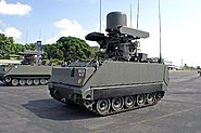 M-113 Ultra IFV Integrated Fire Unit
