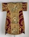 MCC-39546 Rode dalmatiek met aanbidding der koningen, besnijdenis en opdracht in de tempel en heiligen (14).tif