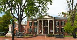 Albemarle County Courthouse