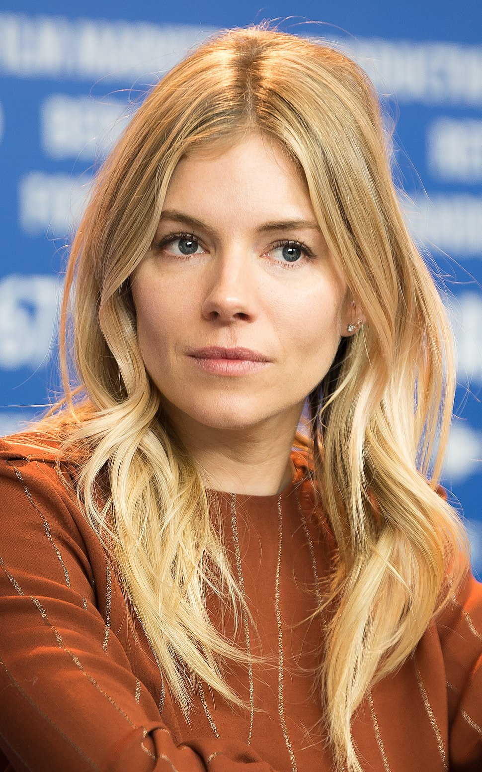 MJK34388 Sienna Miller (The Lost City Of Z, Berlinale 2017)