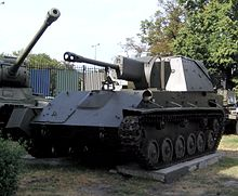SU-76M at the Warsaw museum - Credits: Wikimedia commons