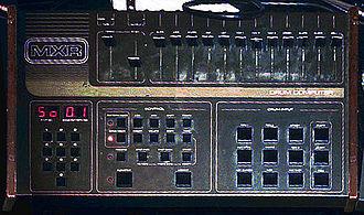 MXR - MXR 185 Drum Computer
