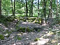Maasmechelen Steenweg naar As Duits oefenterrein, bunker 7 minenwerfer - 226441 - onroerenderfgoed.jpg