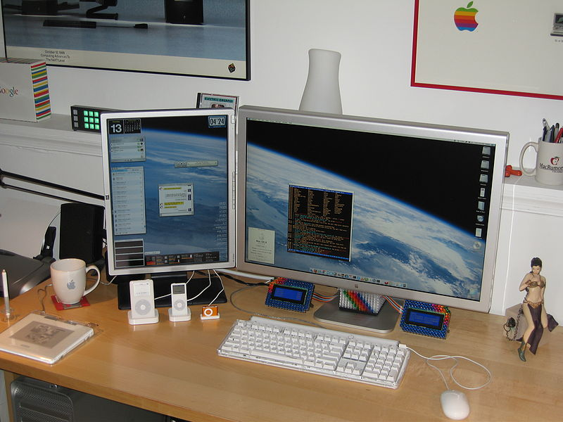 File:Mac Pro up and running.jpg