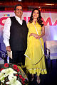 Madhuri, Subhash Ghai at the launch of 'Its Only Cinema' magazine 04.jpg