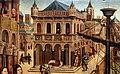 Maestro dei cassoni campana, teseo e il minotauro, 1510-15 ca. (avignone, petit palais) 03.jpg