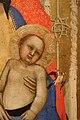 Maestro di san lucchese, madonna col bambino in trono, 1350 ca. 05 cardellino.jpg