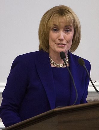 2012 New Hampshire gubernatorial election - Image: Maggie Hassan inaugural address