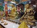 Mahabodhi Society - Kolkata - Prayer Room Idols II.jpg