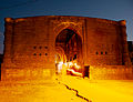 Main Gateway to the Old Fort in the Evening.jpg