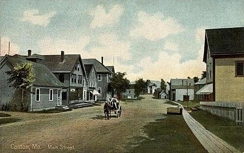 Canton mailbbox