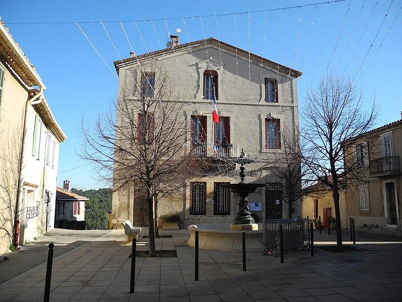 Mairie de Cabriès dans les Bouches-du-Rhône