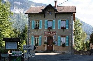 Lépin-le-Lac Commune in Auvergne-Rhône-Alpes, France