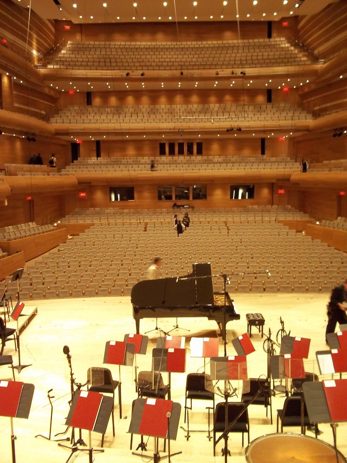Montreal Symphony House - Wikipedia