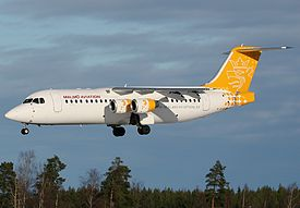 Malmo Aviation BAE Systems Avro 146-RJ100.jpg