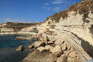 Geology of Malta