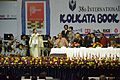 Mamata Banerjee - Inaugural Address - 38th International Kolkata Book Fair - Milan Mela Complex - Kolkata 2014-01-28 7933.JPG