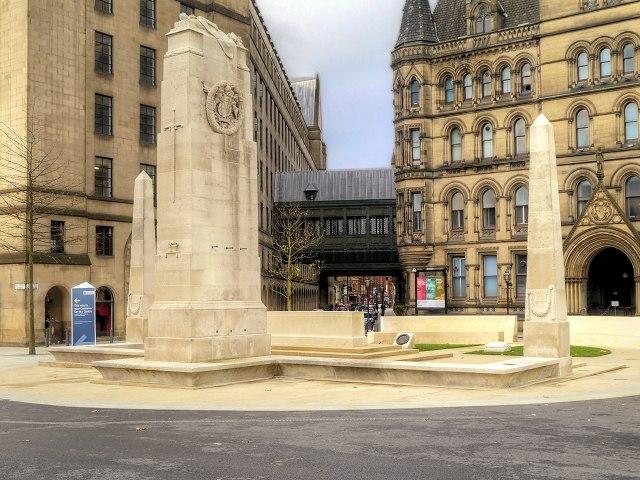 Manchester Cenotaph November 2014