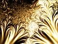 Mandelbrot flames gold.jpg