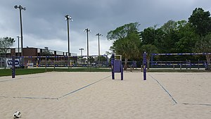 Mango's Beach Volleyball Club - Image: Mango's Beach Volleyball Club (Baton Rouge, Louisiana)