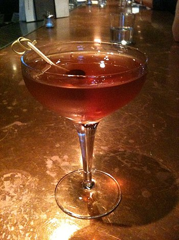 English: A Manhattan.