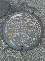 Manhole Sasayama.jpg