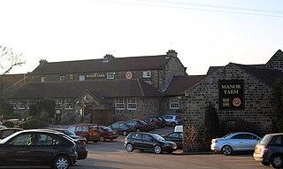Denaby village in United Kingdom