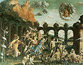 Mantegna, trionfo della virtù.jpg
