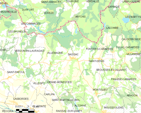 Map commune FR insee code 11367.png