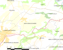 Map commune FR insee code 14572.png
