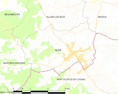 Map commune FR insee code 17072.png